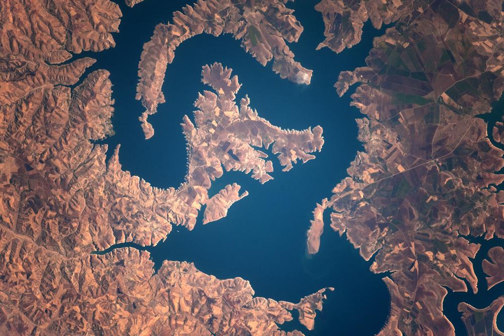 Turkey's Euphrates River
