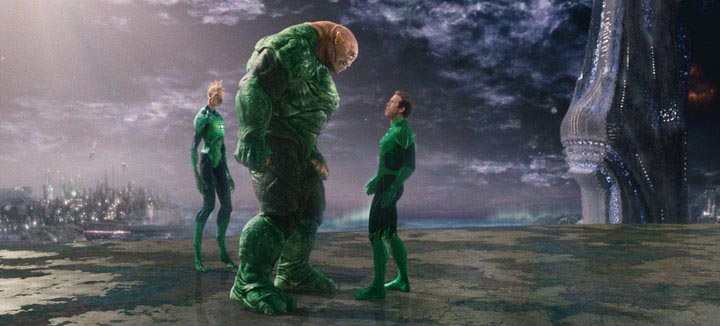 Movie Review: 'Green Lantern' Avoids Cheese and Charm in Film Debut