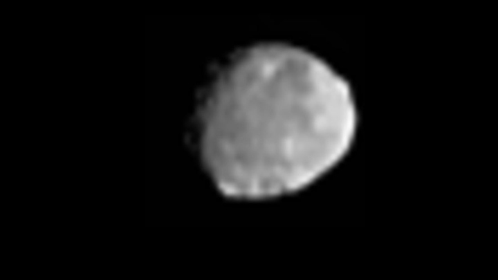 Asteroid Vesta in Sight
