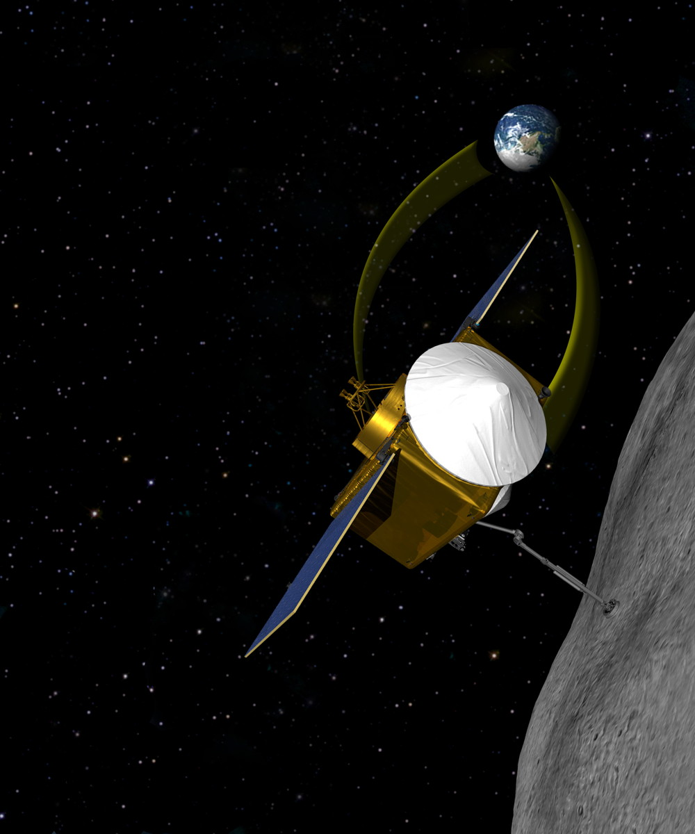 NASA Picks Rocket to Launch Asteroid Sample-Return Mission