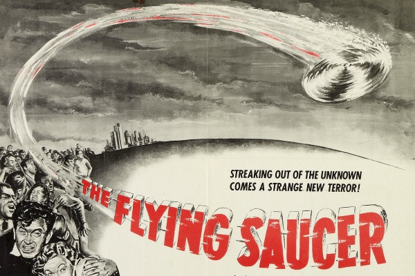Happy 64th Birthday Flying Saucers