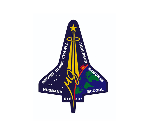 STS-107 Patch