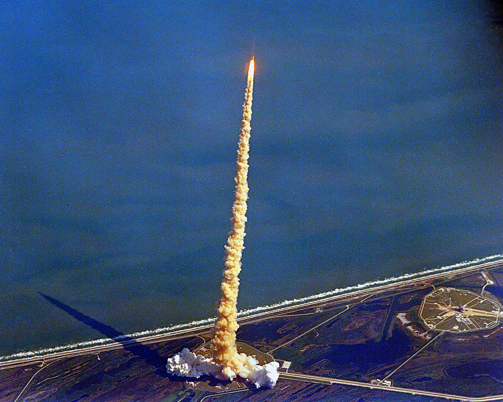 4. Launch From Above