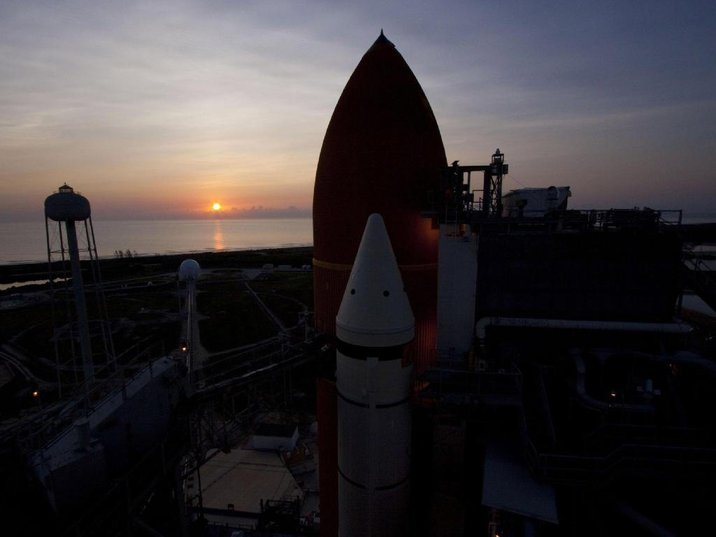 Weather Iffy for NASA's Last Space Shuttle Launch Friday