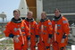 Sts-135-crew-after-training