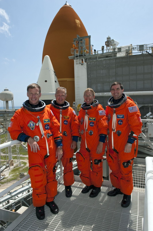 space shuttle rescue team - photo #11