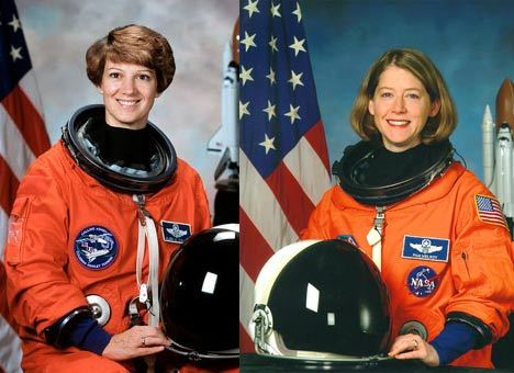first female space shuttle commander - photo #13