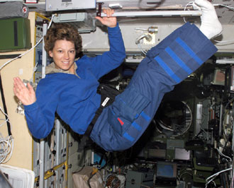 First Female Space Shuttle Commander