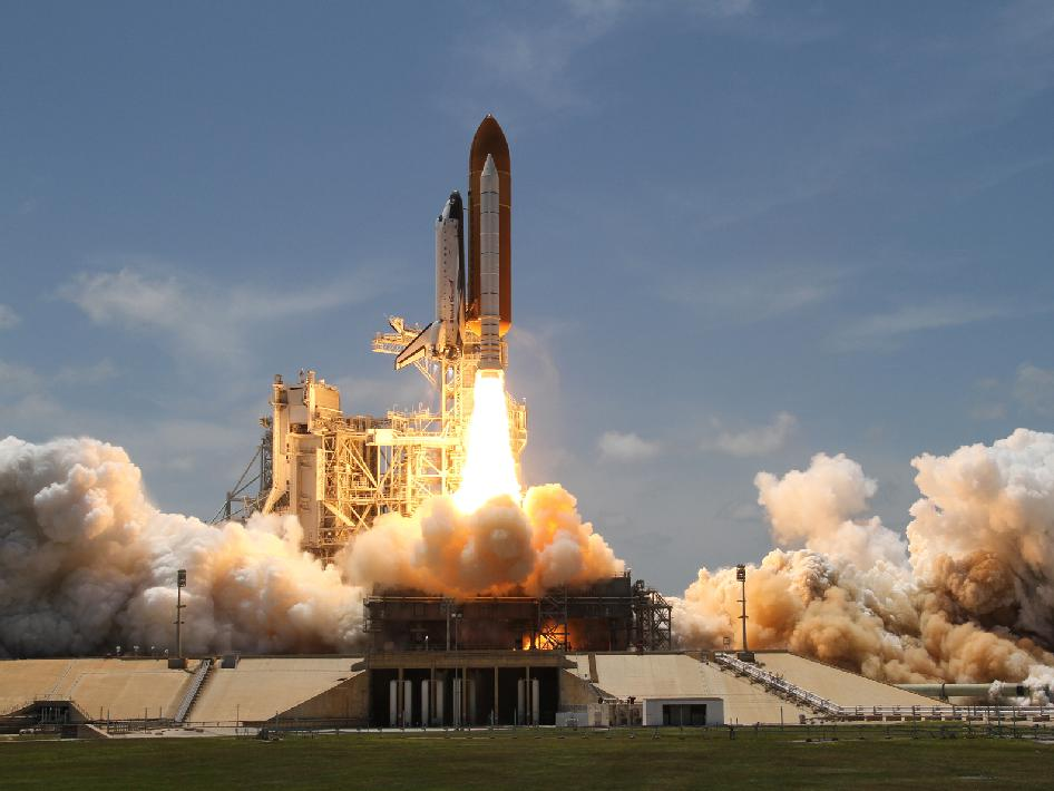 Quiz: The Space Shuttle