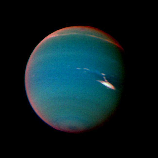 Neptune's Haze