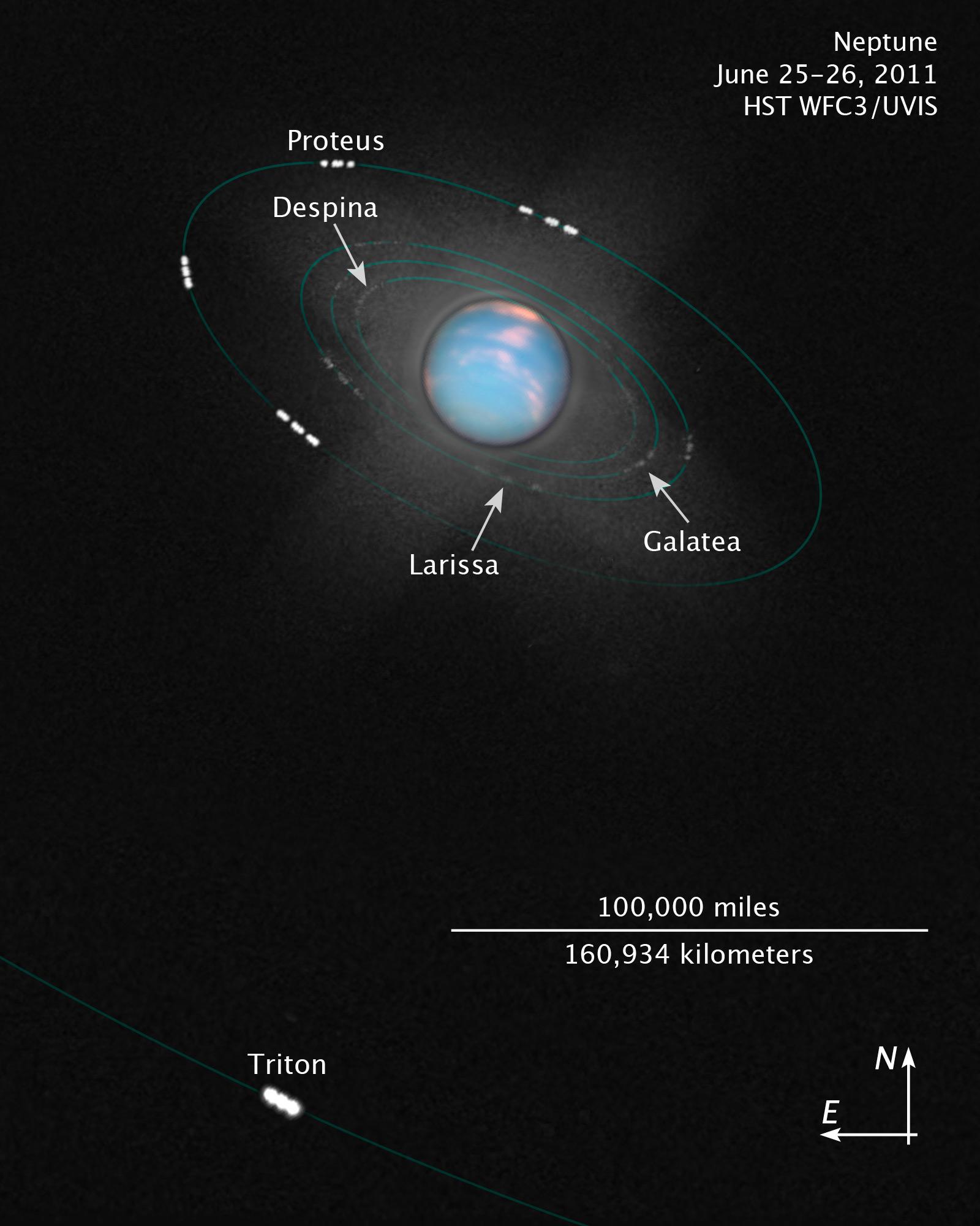 Photos of Neptune