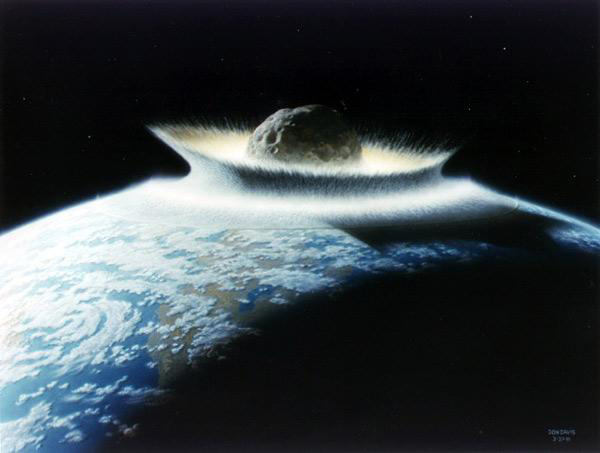 Why Asteroid Panic Is On the Rise