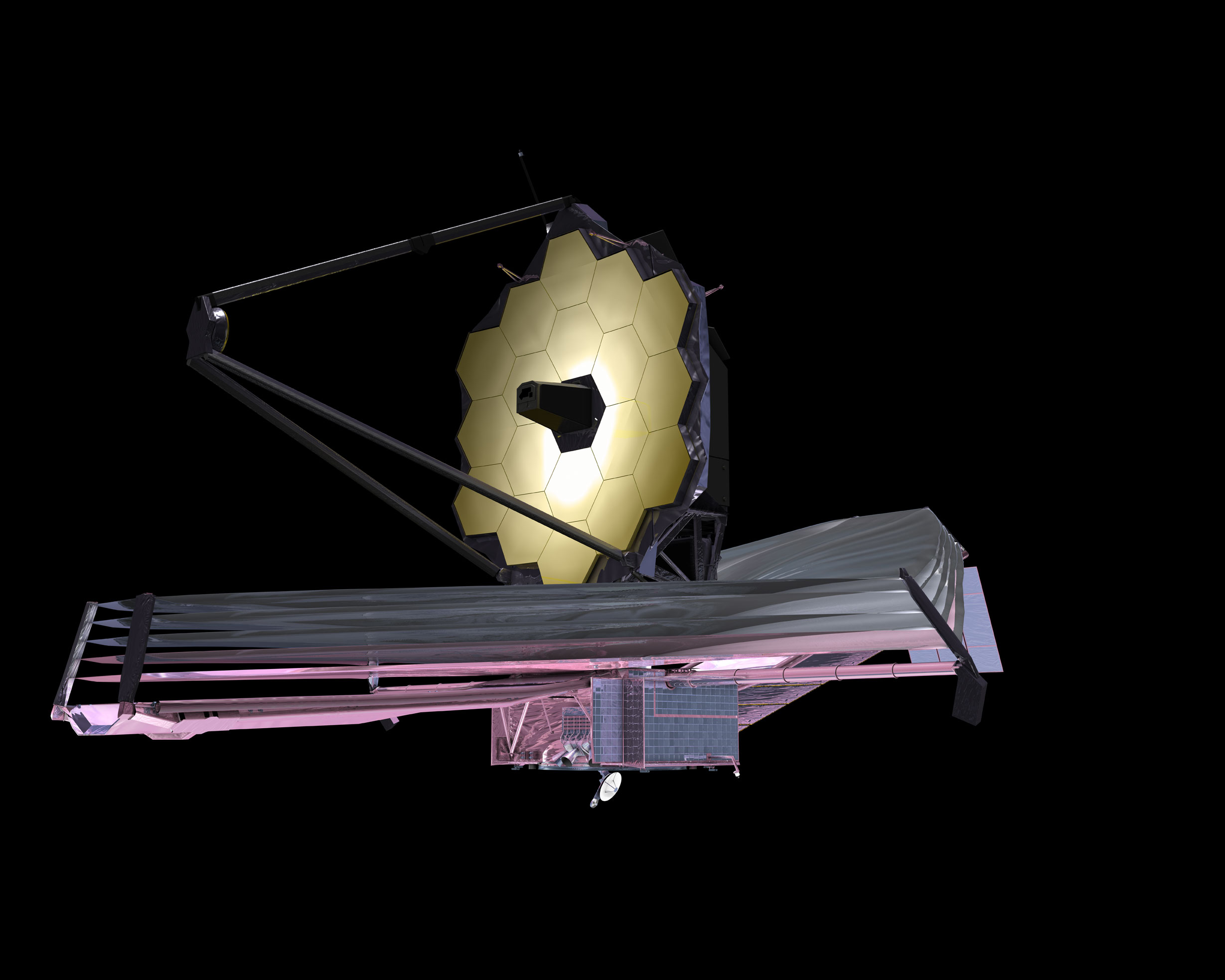 NASA Chief to Congress: Save the James Webb Space Telescope
