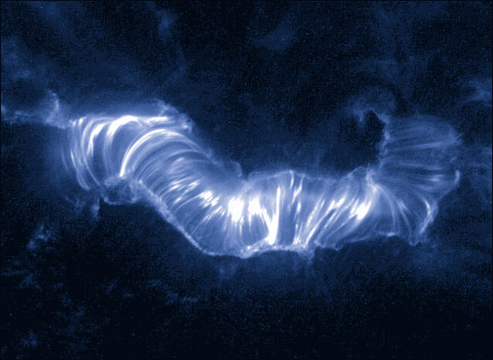 Mystery From the Sun: Huge Solar Storm Still Puzzles 11 Years Later