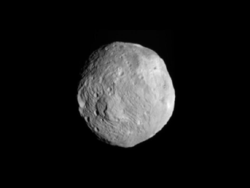 Dawn's Asteroid Arrival