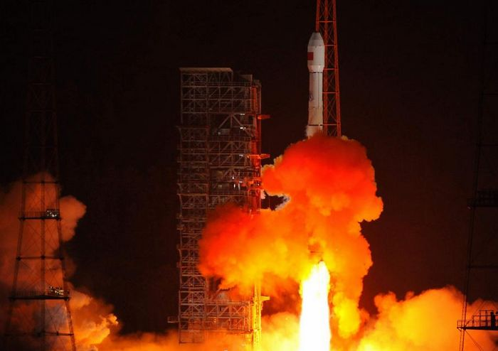 China Orbits Satellite for Space Docking