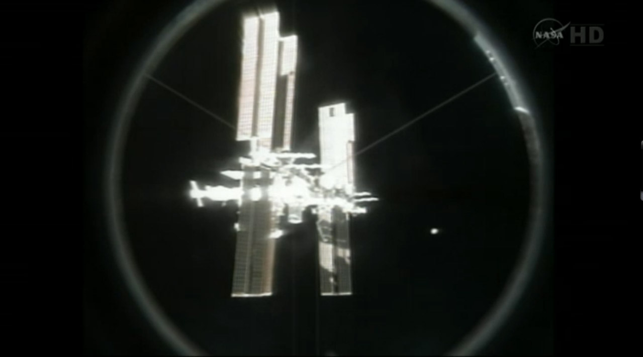 Space Station Seen LIke Never Before