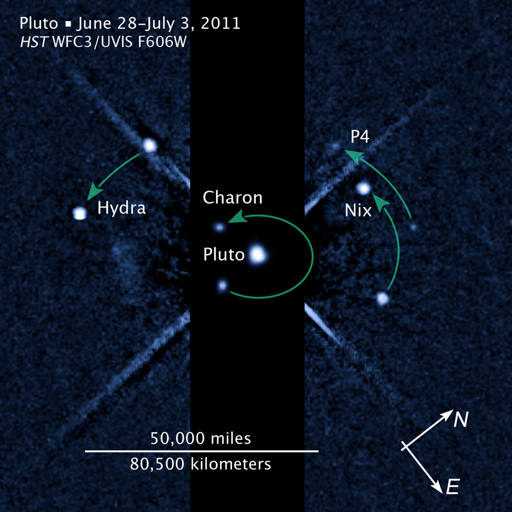 What Should Pluto's New Moon Be Named?