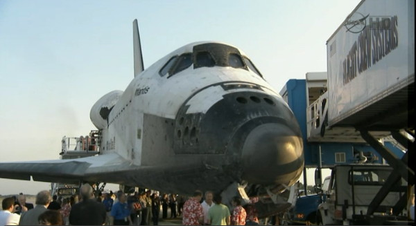 Even Without Space Shuttles, US Spaceflight Lives On, Astronauts Say
