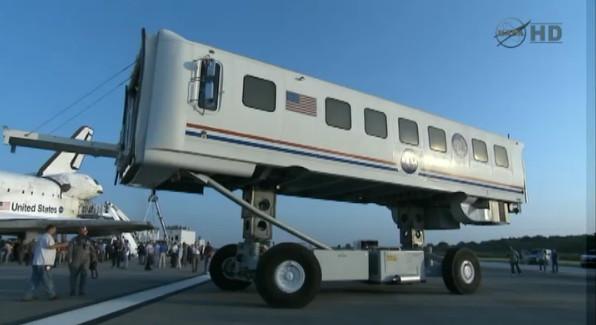 Crew Transport Vehicle