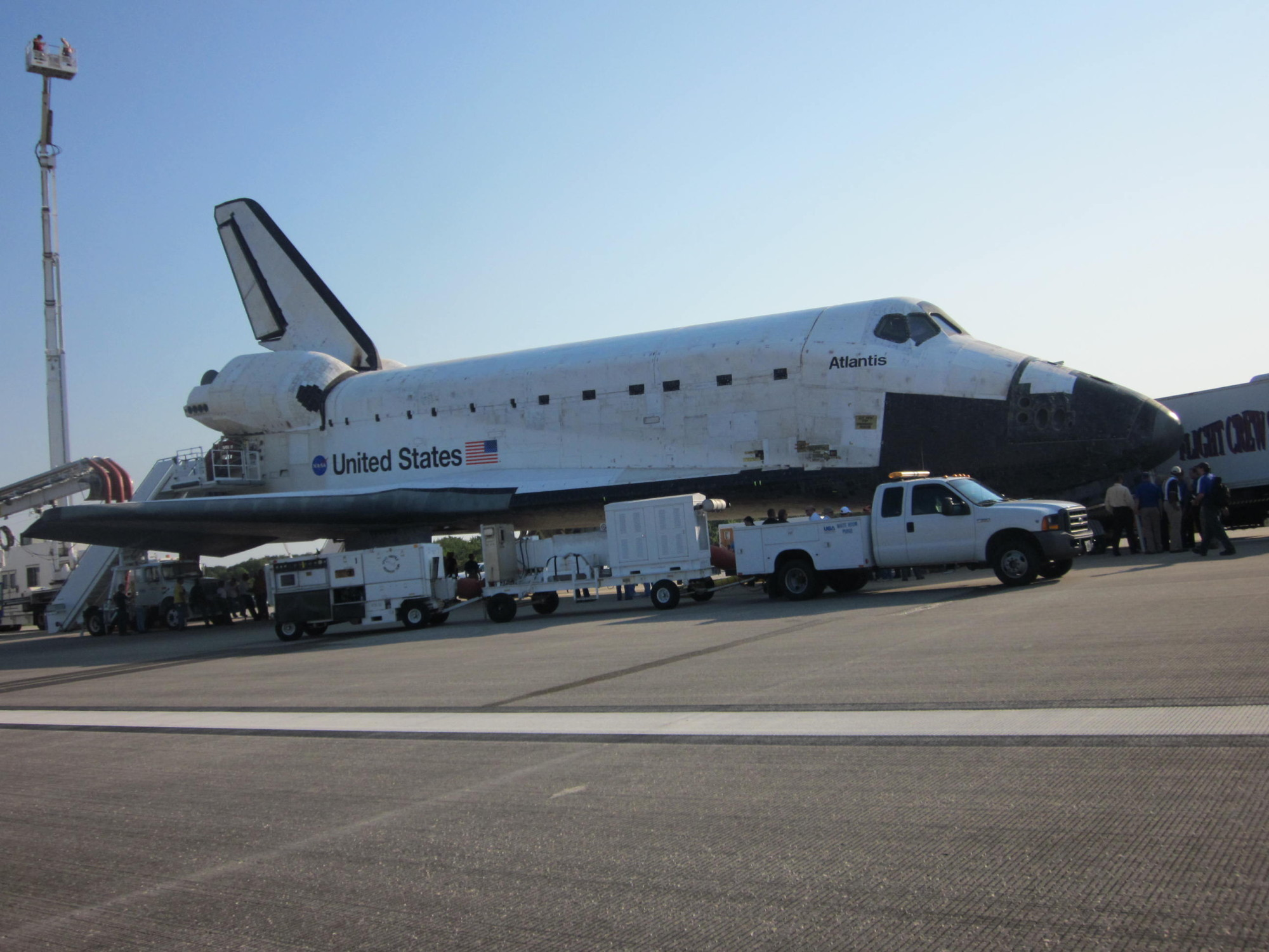 No More NASA Space Shuttles: What's Next For US Spaceflight?
