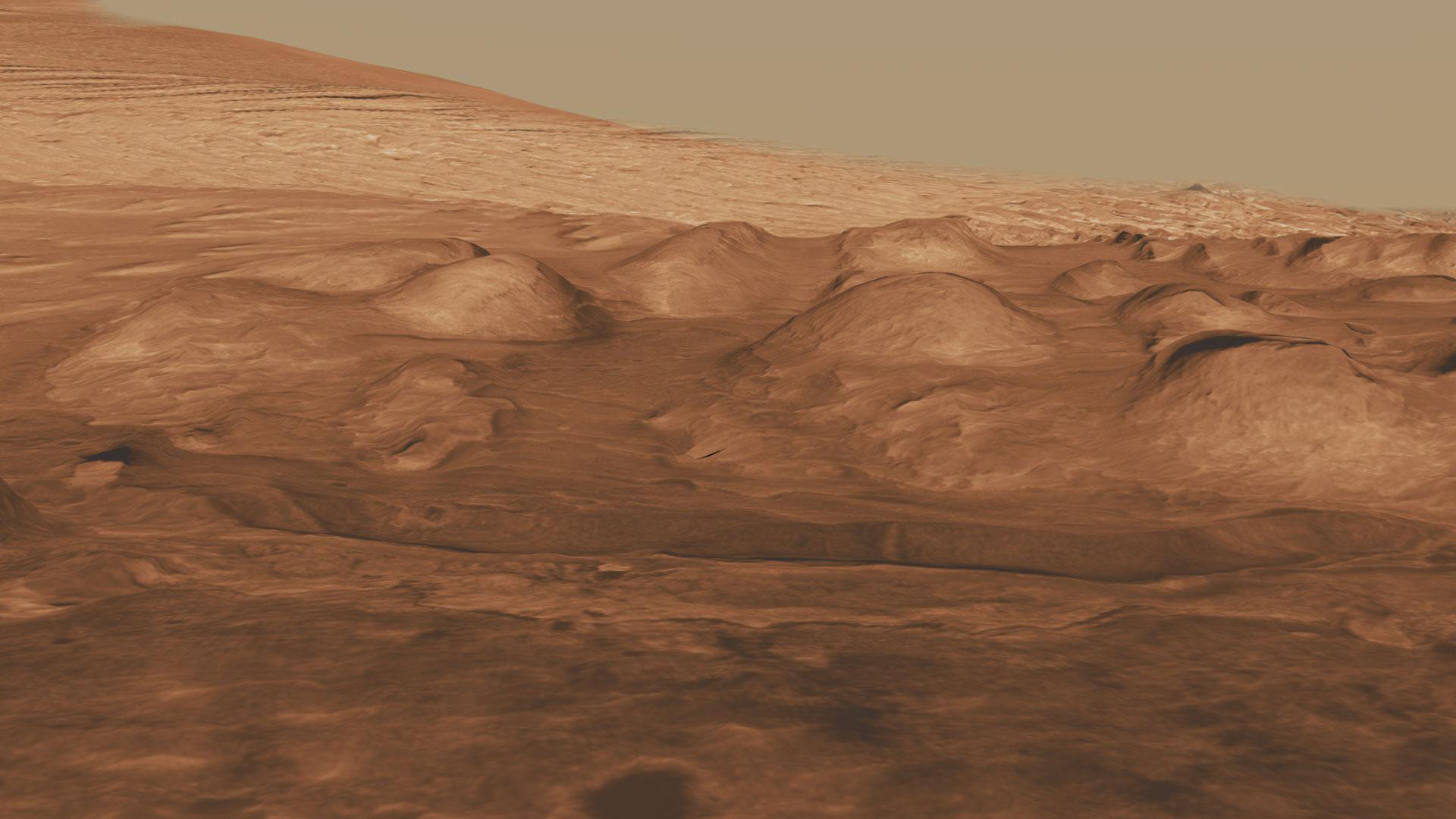 Evidence Builds For Water on Mars