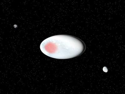 Haumea: The oddball