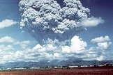 Volcanoes on Earth can release huge amounts of hydrogen sulfide and other gases into the atmosphere.