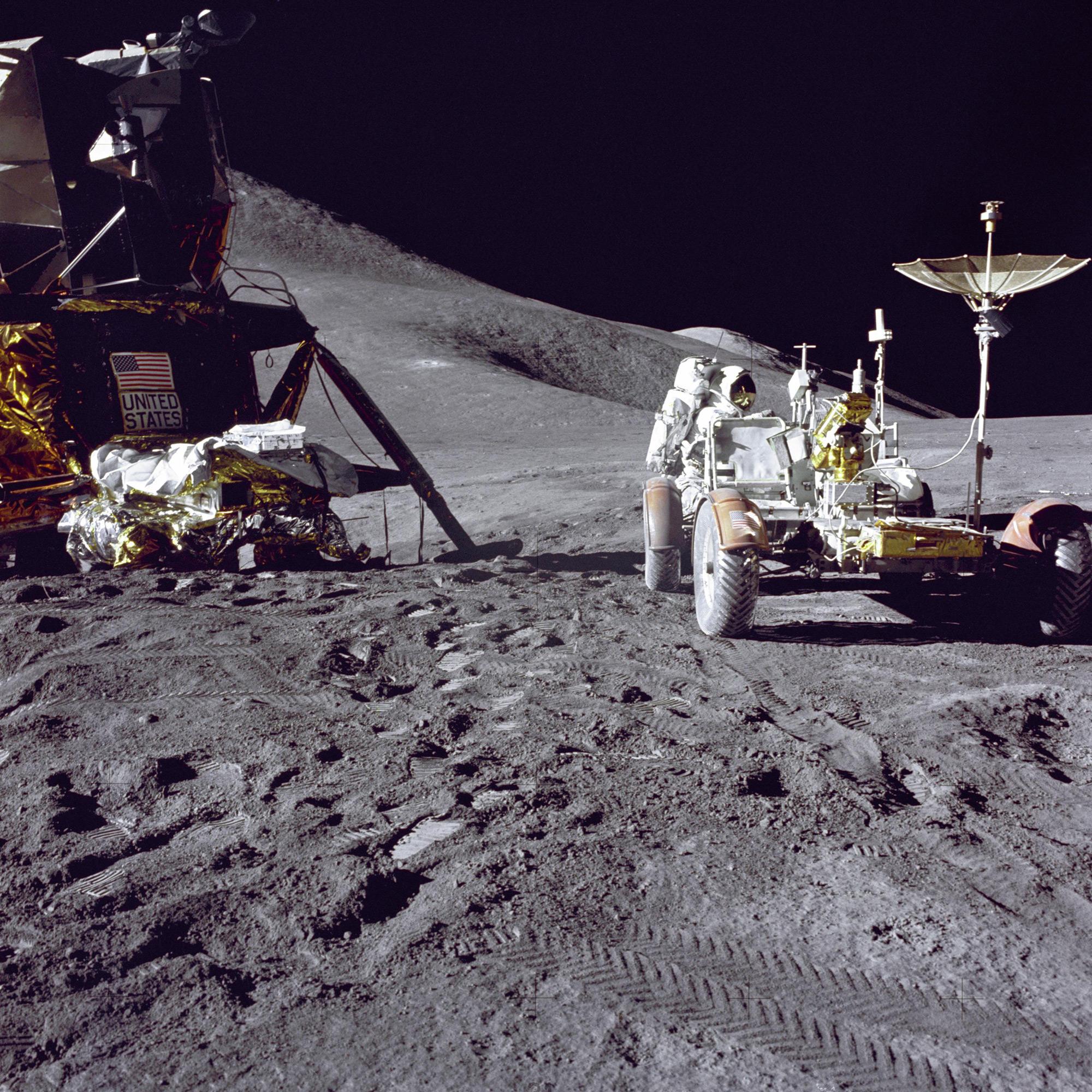 Apollo 15 — Hadley Rille