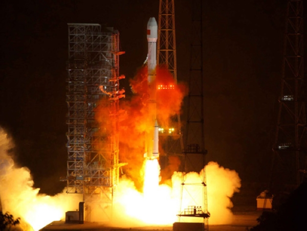 China Launches Military Satellite 1 Month After Rocket Failure