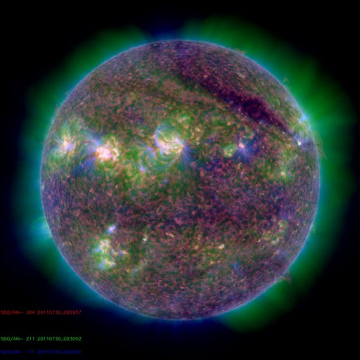 sdo solar dynamics observatory - photo #46