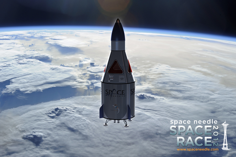 Space Race 2012 - Spaceship Concept