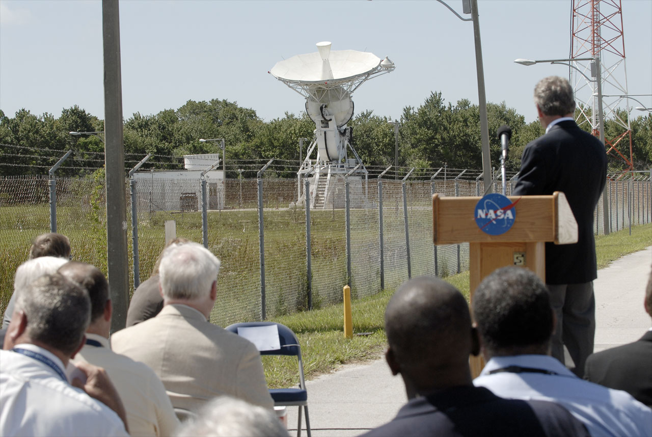 NASA Closes Historic Antenna Station That Tracked Every Space Shuttle Launch