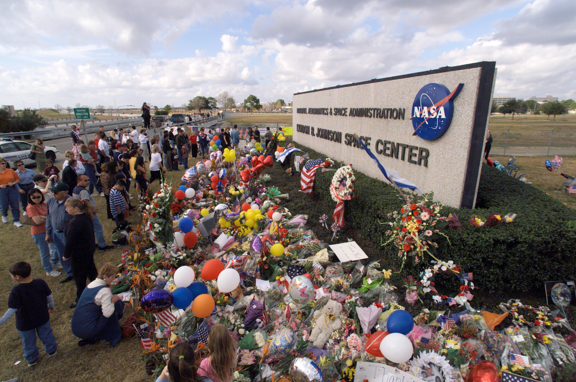 Full Text of Statement by NASA Administrator Sean O'Keefe on Shuttle Columbia Loss