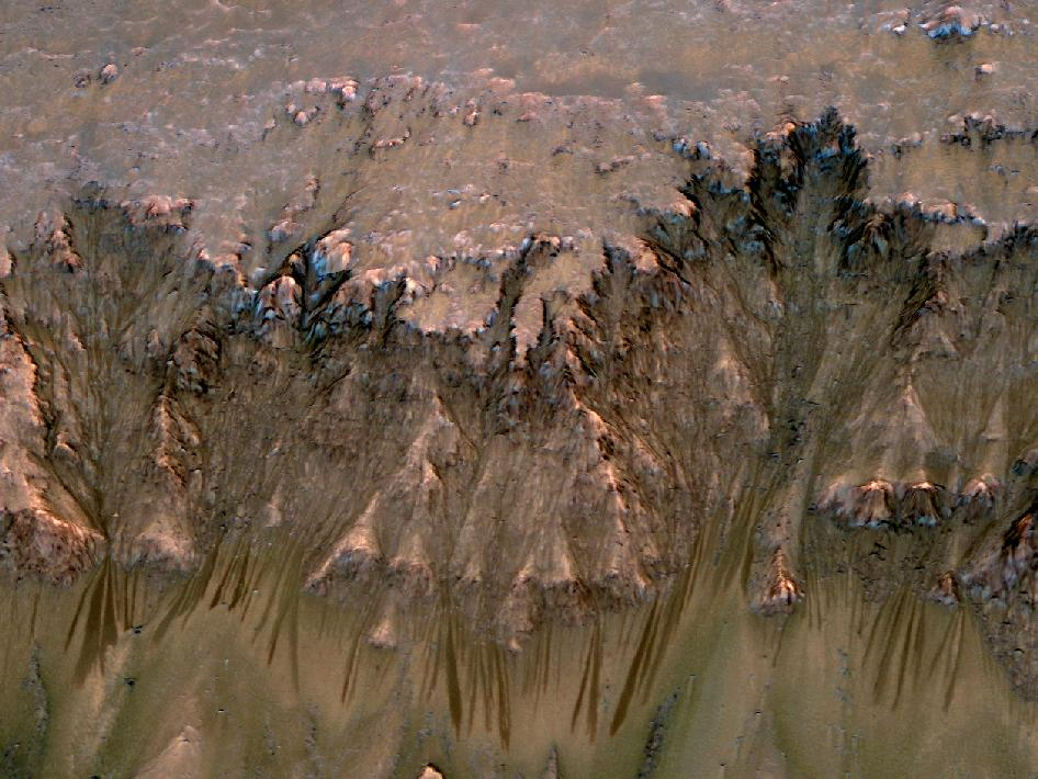 Water on Mars: Exploration & Evidence