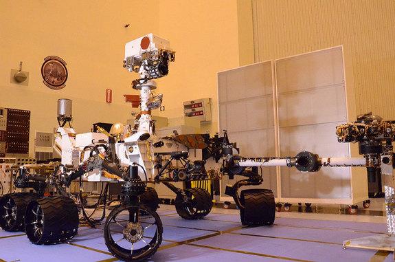 curiostiy mission space - photo #20
