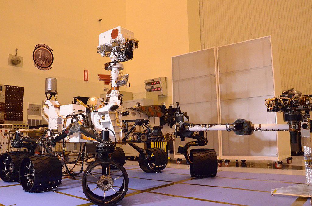 NASA Prepares Next Mars Rover for November Launch