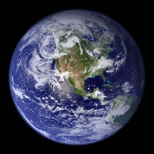Earth: Coruscant