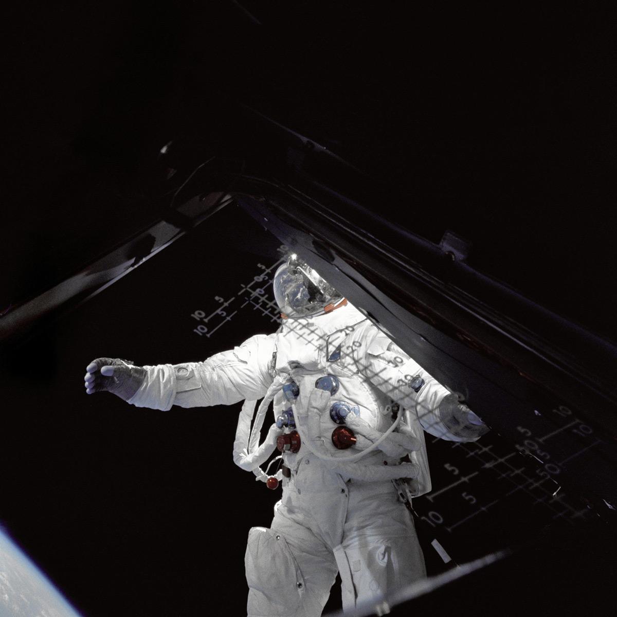 Apollo 9 Spacewalk