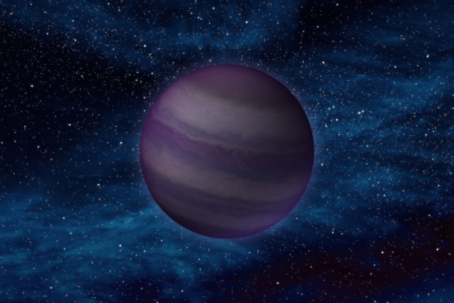 brown dwarf in outer space - photo #26