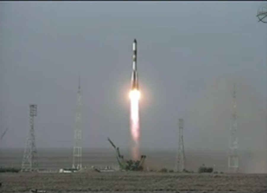 Soyuz-U Progress M-12M Launch