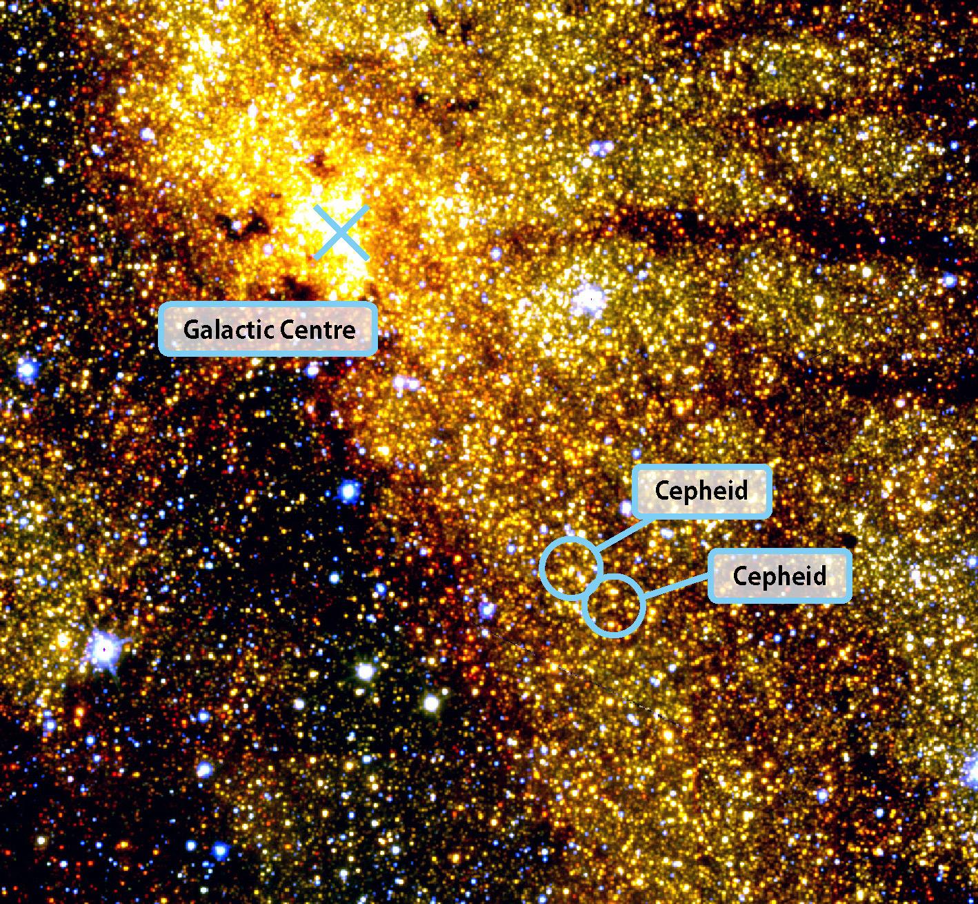 Milky Way's Baby Stars Linked to Stellar Growth Spurt