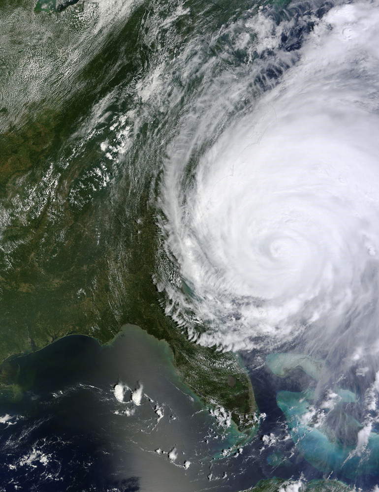 Hurricane Irene Puts NASA Space Centers on Alert