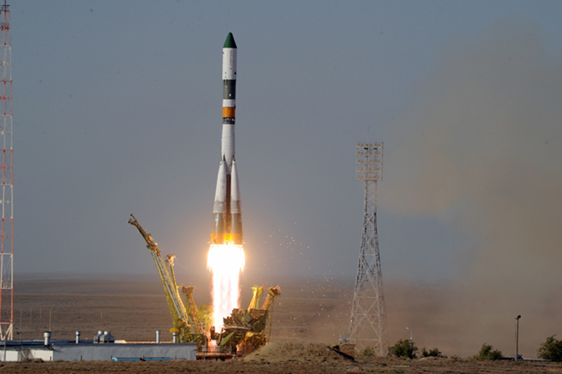 Experts: Russian Rocket Crash Spotlights US Need for Private Spaceships