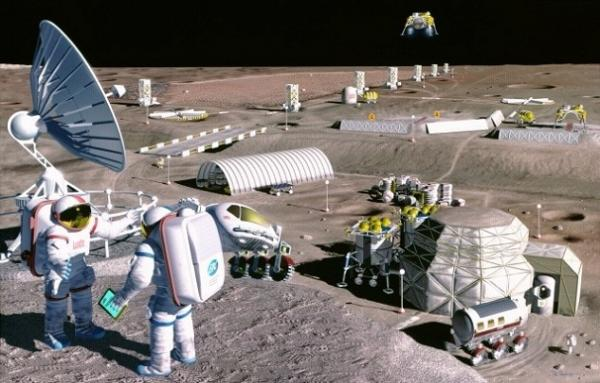 Gingrich Space Plan Promises the Moon, Literally: Lunar Base by 2020