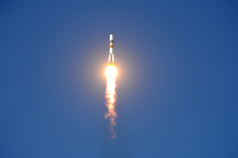 Soyuz-U Failed Mission Begins