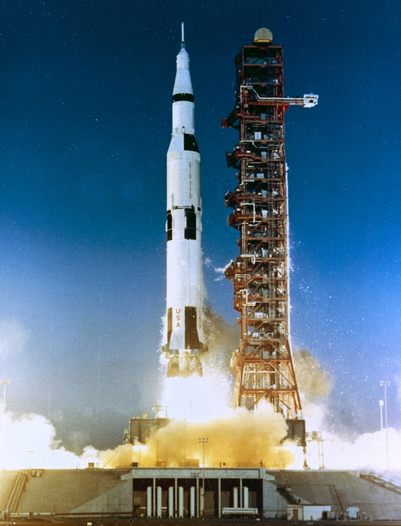 apollo 5 spacecraft - photo #14