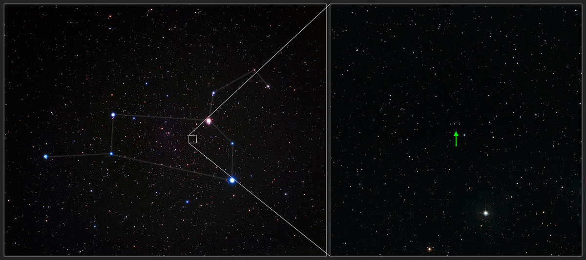 Impossible Star Defies Astronomers' Theories
