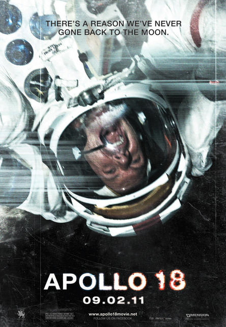 Review: 'Apollo 18' — The Moon's Livelier Than You Think