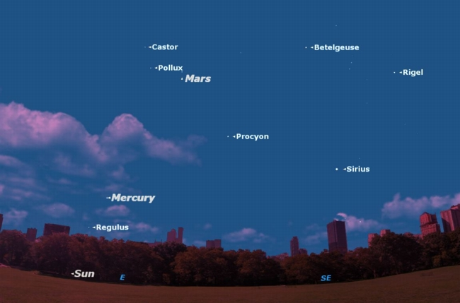 Best Time to See Elusive Planet Mercury in Morning Sky Is Now